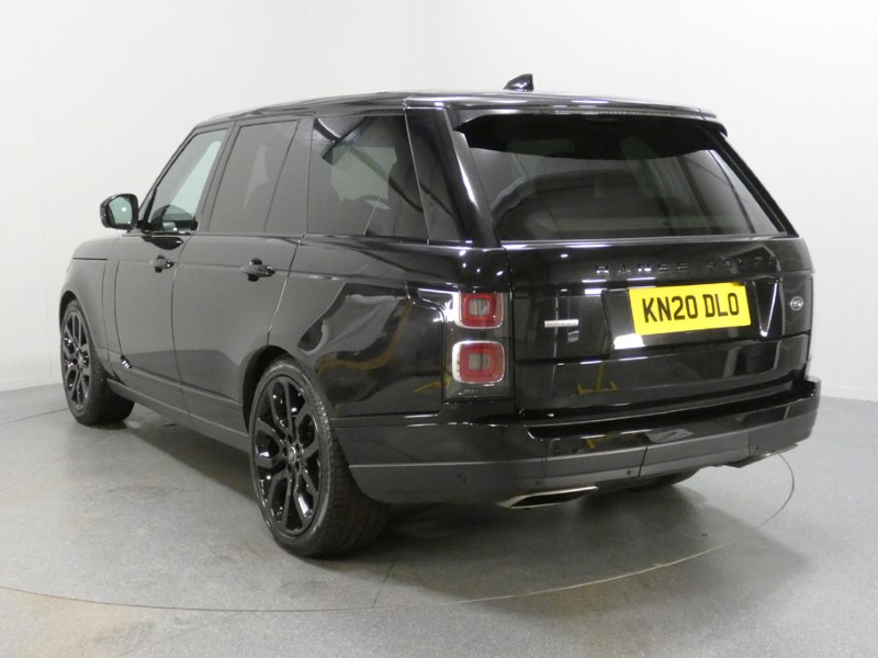 Used LAND ROVER RANGE ROVER 3.0 SDV6 Autobiography 4dr Auto