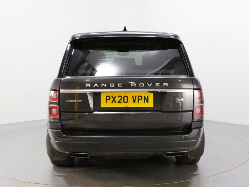 Used LAND ROVER RANGE ROVER 3.0 SDV6 Vogue 4dr Auto