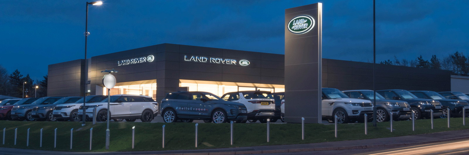 Kelso Land Rover