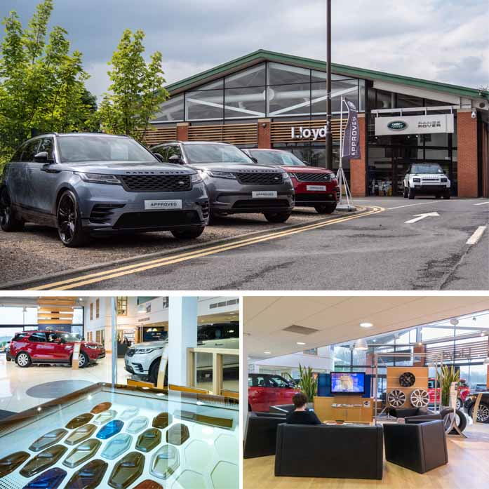 Lloyd Land Rover Ripon • Land Rover Dealer In North Yorkshire